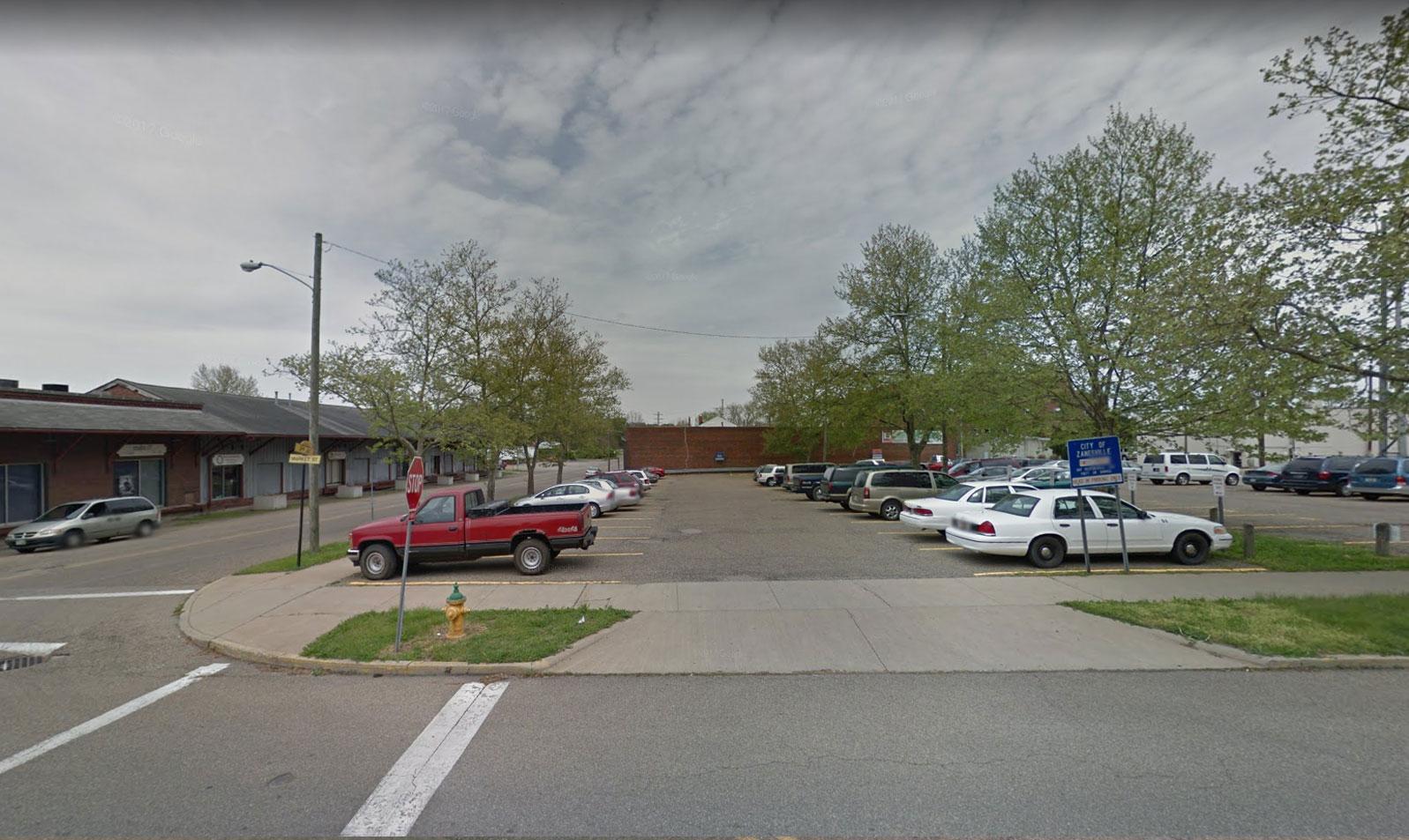 3rd & Market St. Public Parking Lot