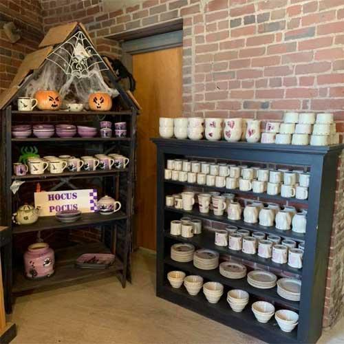 Hartsone Ohio Stoneware Factory Outlet