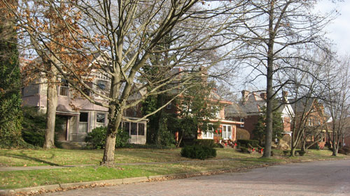 McIntire Terrace Historic District