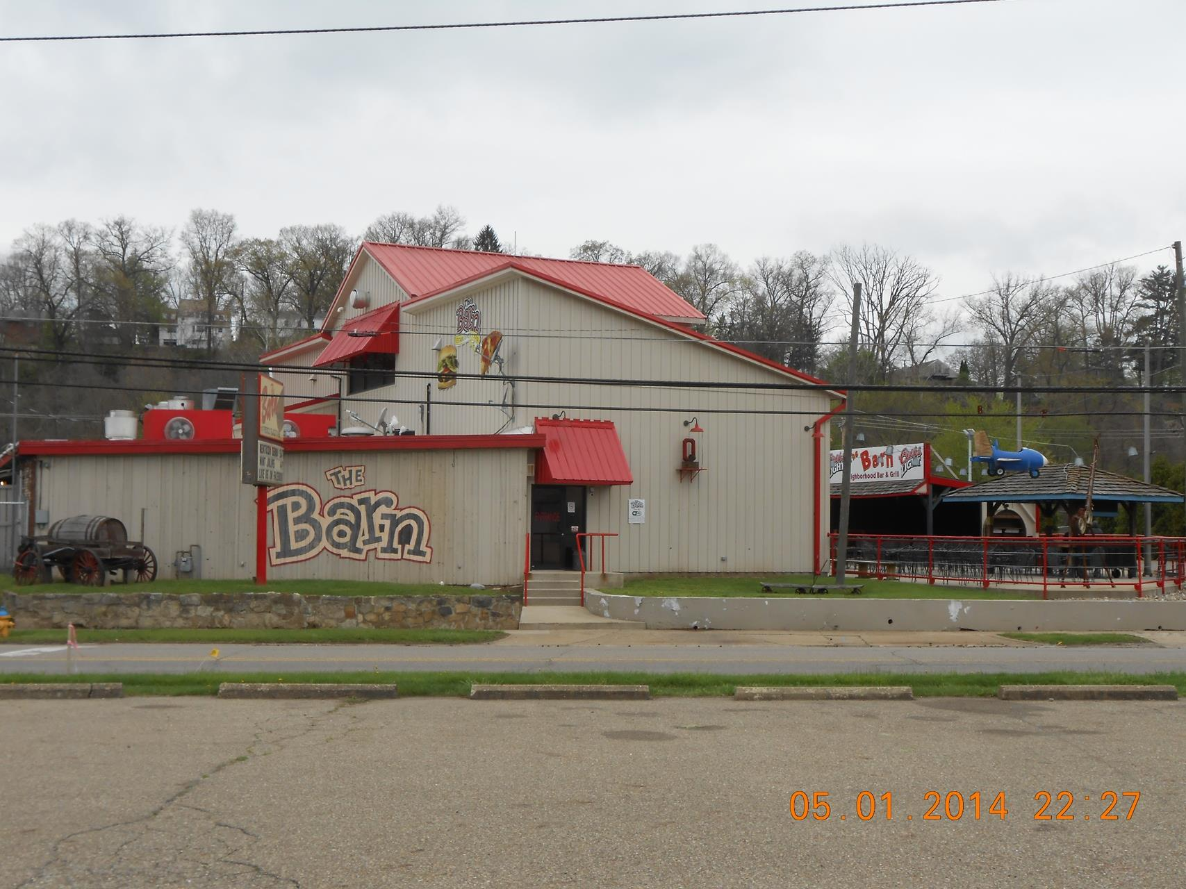 The Barn Bar & Grill