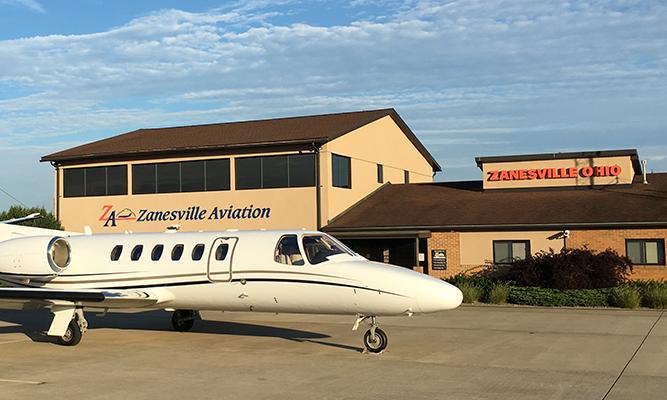 Zanesville Municipal Airport