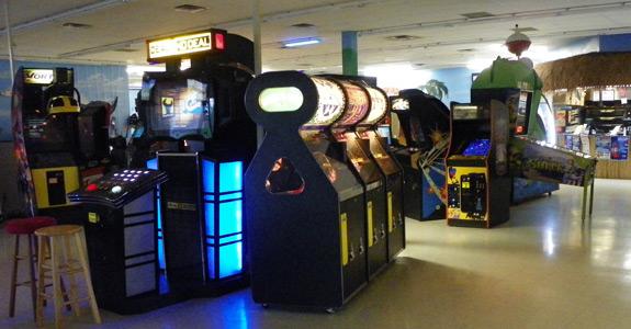 Blits Arcade