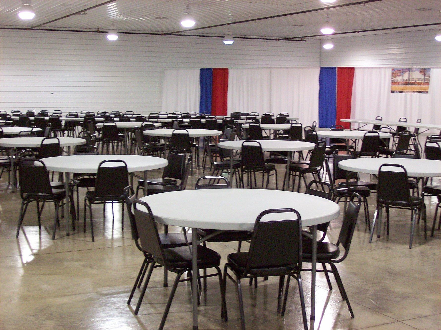 Veteran's Complex - Muskingum County Fairgrounds