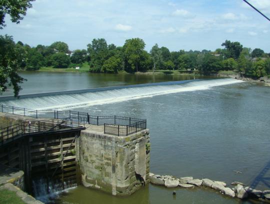 Dam - Philo Dam No. 9