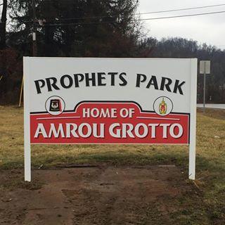 Prophets Park Amrou Grotto