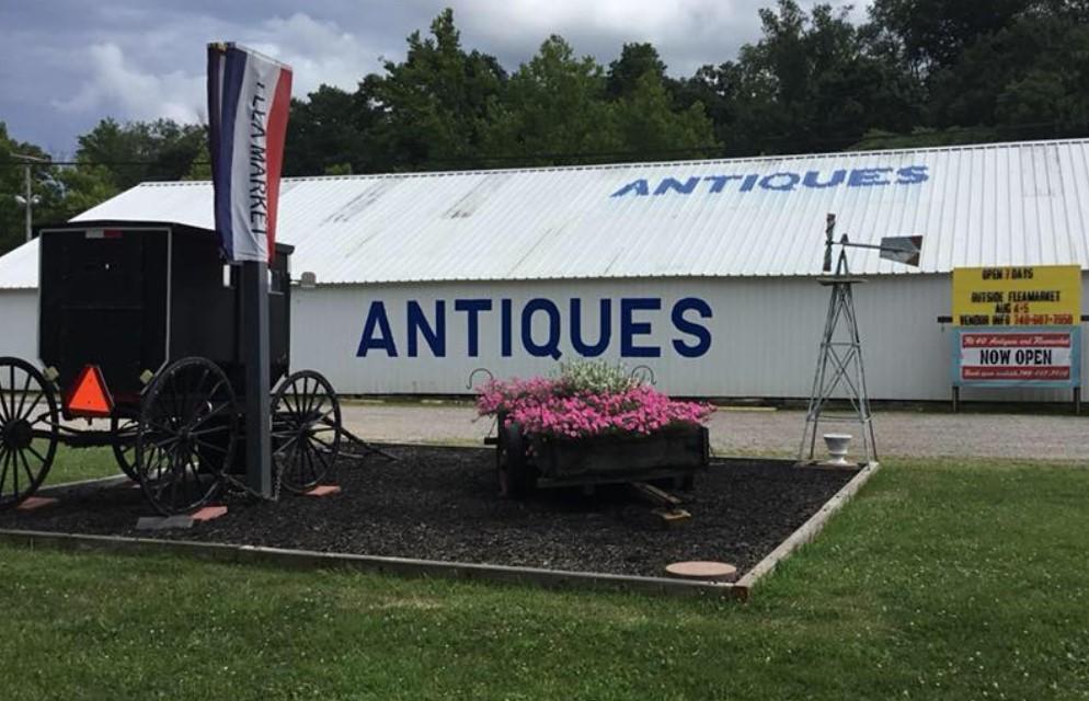 Rt 40 Antiques & Fleamarket