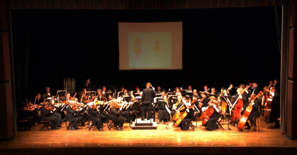 Southeastern Ohio Symphony Orchestra