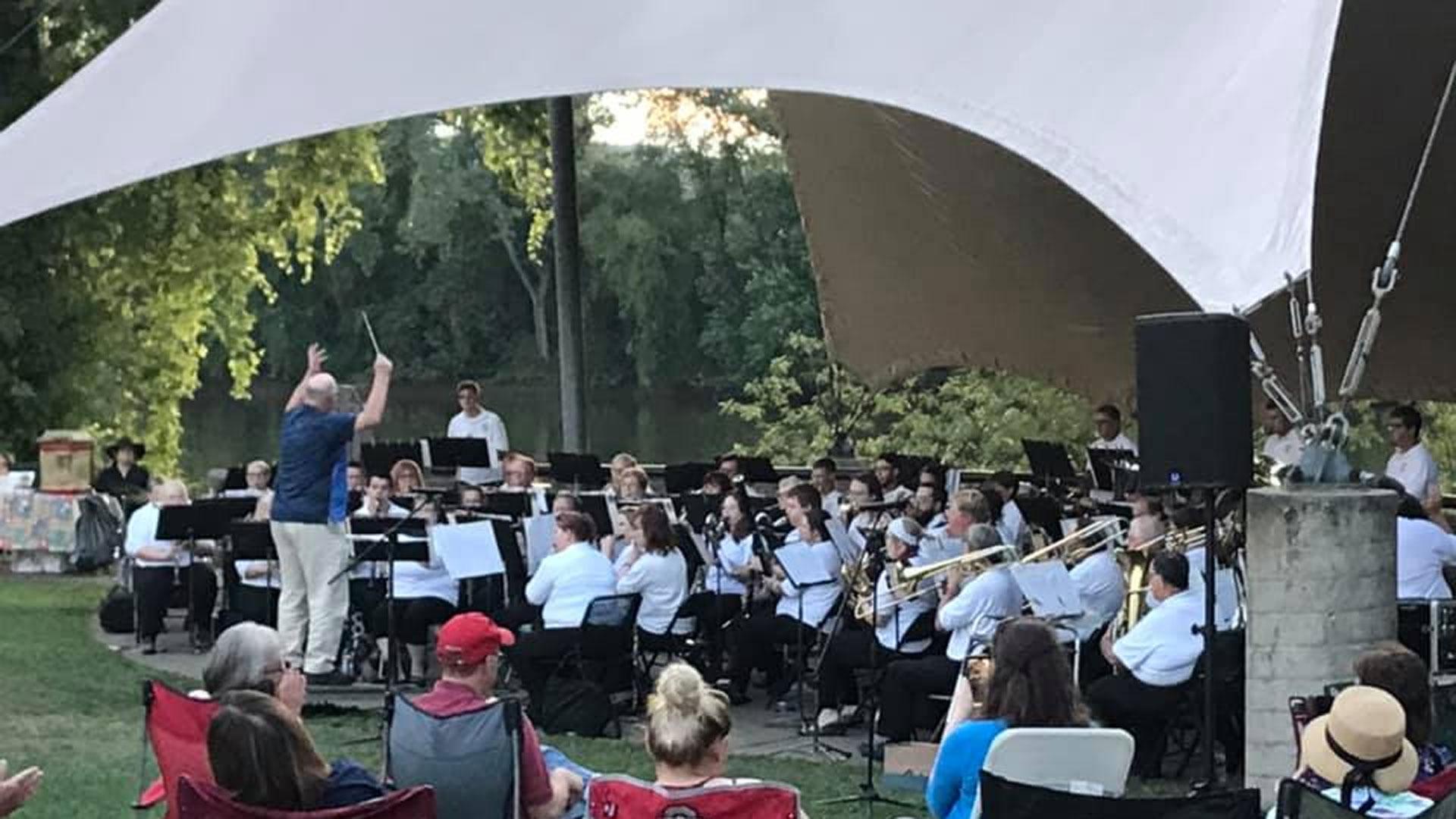 Zanesville Memorial Concert Band