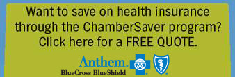 Anthem ChamberSaver Free Quote Request Banner Ad1 horizontal