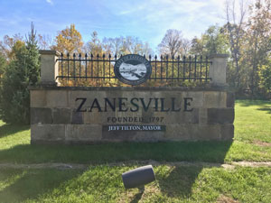 City Of Zanesville Ohio